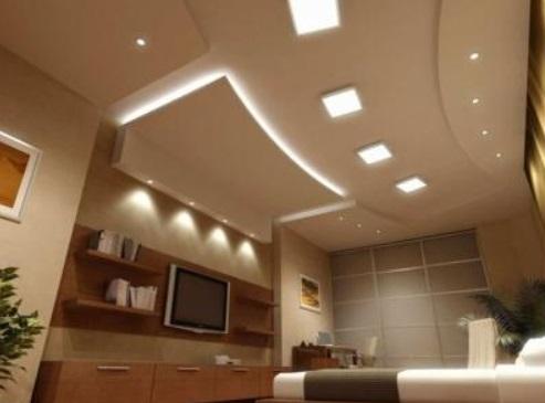 ruban led plafond